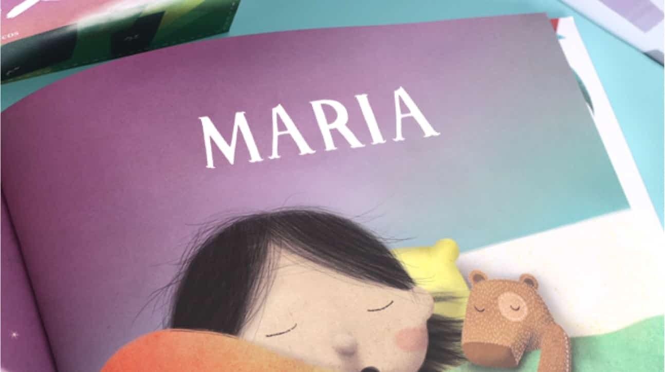 El niño/La niña que perdió su nombre