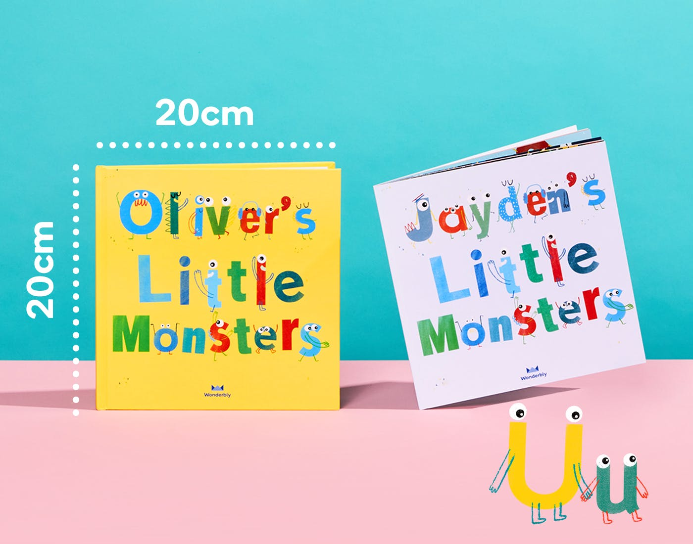 My Little Monsters Dimensions
